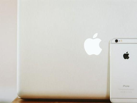 Laptopurile Apple ar putea încărca wireless iPhone-urile. Gigantul american a înregistrat brevetul