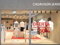 Calvin Klein a deschis primul magazin din România, în București Mall-Vitan