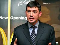 Daniel Boaje pleacă de la conducerea McDonald's România. Îl înlocuiește Paul Drăgan, actualul şef al operaţiunilor din Malta