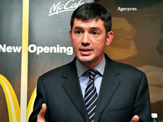 Daniel Boaje pleacă de la conducerea McDonald rsquo;s România. Îl înlocuiește Paul Drăgan, actualul şef al operaţiunilor din Malta