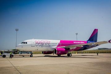 Wizz Air reduce prețurile cu 30%, pentru rezervări făcute prin aplicația de mobil. Promoția, valabilă miercuri