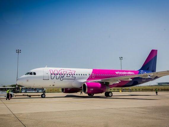 Wizz Air reduce cu 20% prețurile biletelor pe toate zborurile din și către România