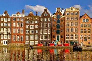 Blue Air introduce zboruri zilnice pe ruta Bucureşti-Amsterdam, din 4 septembrie. Ce prețuri au biletele