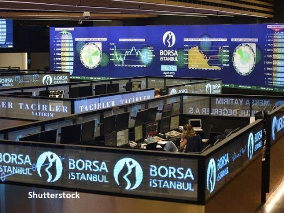Turcia interzice giganților bancari străini să efectueze operaţiuni de tip short-selling cu acţiuni turceşti, o practică legală, dar extrem de riscantă