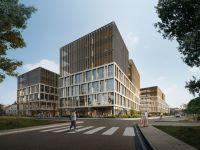 Una dintre cele mai mari clădiri de birouri din România se construiește la Iași. Investiţia depășește 120 mil. euro și va genera 5.000 de locuri de muncă