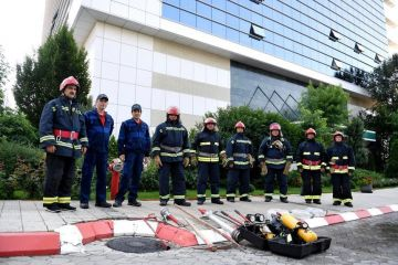 Cel mai mare proprietar privat de spaţii de birouri din România îşi înfiinţează propria echipă de pompieri