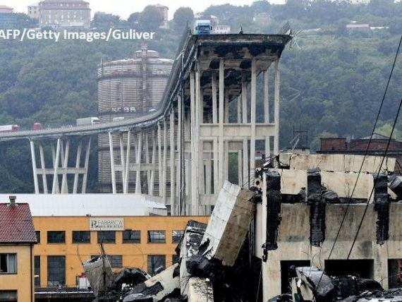 Statul italian preia controlul autostrăzilor de la familia Benetton, după prăbușirea viaductului de la Genova și decesul a 43 de persoane. Compensaţia financiară, stabilită la 3,4 mld. euro