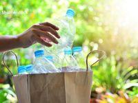 Românii care cumpără băuturi la PET vor primi o sumă de bani înapoi, dacă returnează recipientul în magazin