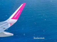 Wizz Air lansează noi curse din România către Marea Britanie. Prețurile biletelor pornesc de la 89 lei