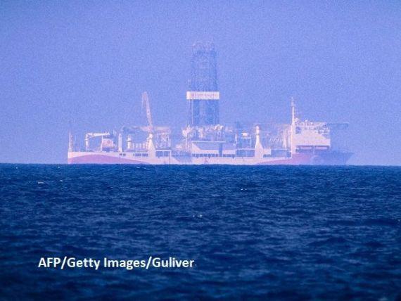 Turcia a început forajele în Marea Neagră, România mai așteaptă.  Vom căuta în fiecare metru pătrat din apele noastre teritoriale