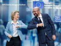 Statele UE vor împărți pentru prima dată o datorie comună. Plan istoric pentru relansarea economică a Europei, după pandemie