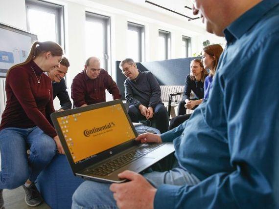 Vânzările grupului german Continental, cu 20.000 de angajați în România, au scăzut cu 40% din cauza efectelor pandemiei