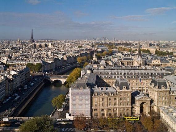 Locuinţele noi s-au scumpit în majoritatea statelor europene. Parisul este cel mai scump oraș, cu aproape 13.000 euro/mp. România, avans semnificativ înaintea pandemiei