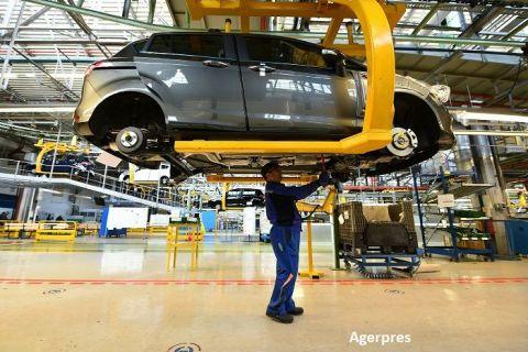 Ford anunţă o investiţie de 30 milioane de dolari la Craiova. Compania a reluat programul de lucru în trei schimburi, iar producția se apropie de nivelul dinaintea pandemiei