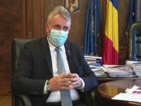 Interviu cu ministrul Transporturilor:  Situația la Tarom și Blue Air este critică.  Cu câți bani salvează statul cei doi operatori aerieni