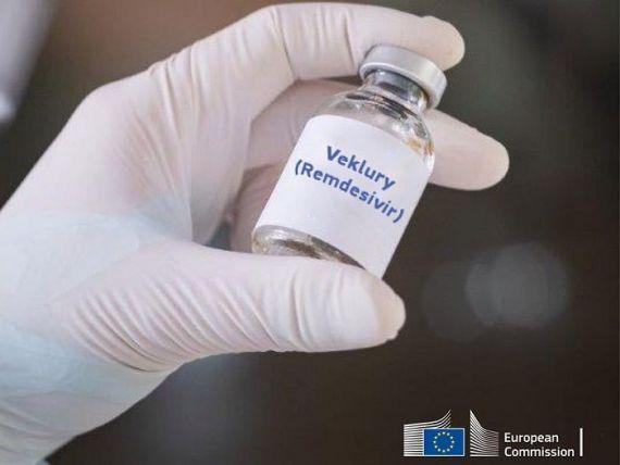 CE și-a asigurat accesul la medicamentul anti-COVID pe bază de remdesivir, în urma unui contract de 63 mil. euro cu compania Gilead