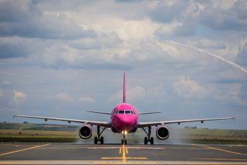 Wizz Air lansează patru noi rute din Iaşi. Care sunt destinațiile