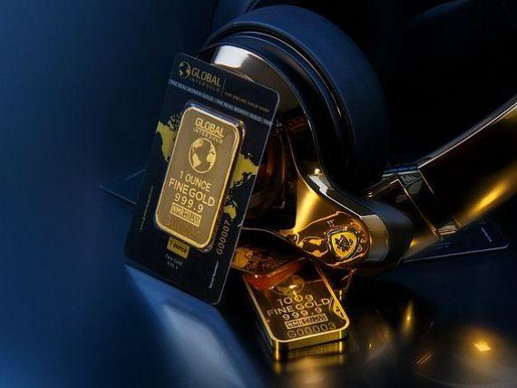 Aurul doboară un nou record pe piața din România: cât a ajuns să coste un gram