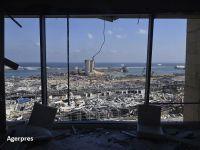 Explozia care a distrus o întreagă țară. ONU: Peste jumătate dintre libanezi riscă să fie afectaţi de o penurie alimentară. Banca Mondială apreciază că pierderile depășesc 8 mld. dolari.