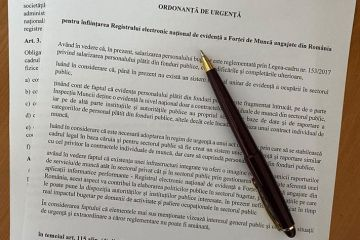 Registru electronic unic pentru toti salariații din România, inclusiv bugetari. Alexandru:  Toţi cei plătiţi din bani publici să fie alături de angajaţii din privat, într-un singur loc