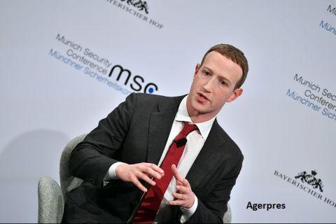 Facebook lansează o funcție video similară cu TikTok. Acțiunile cresc masiv și duc pentru prima dată averea lui Mark Zuckerberg peste 100 mld. dolari