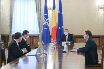 Rectificarea bugetară trece pe la Cotroceni, înainte de Guvern. Iohannis a convocat o ședință cu premierul și cu ministrul Finanțelor