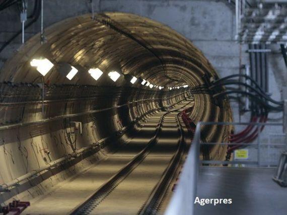 Când se va putea circula cu metroul în Drumul Taberei. Ministrul Transporturilor dă un nou termen de finalizare pentru Magistrala 5