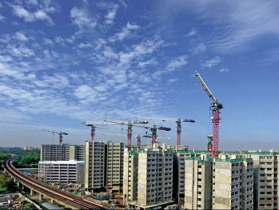 România, lider în UE la lucrări de construcții în iulie, pentru a treia lună consecutiv. Creștere de peste 12%