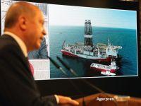 Turcia  cucerește  Marea Neagră. După descoperirea din perimetrul Tuna-1, turcii evaluează toată zona pentru noi rezerve de gaze