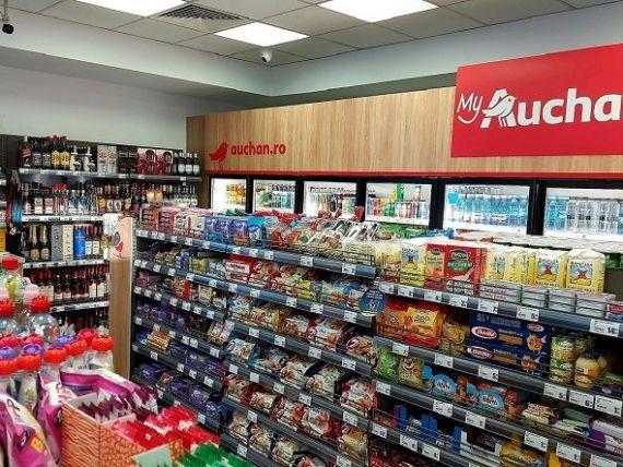 După Lidl, și Auchan anunță că închide magazinele de Paști. Ce program vor avea în această săptămână