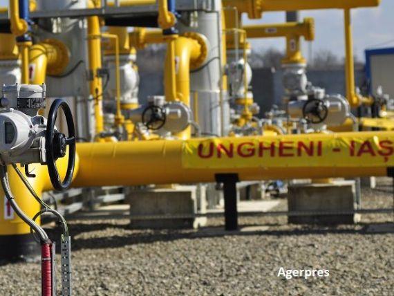 BERD a achiziţionat 25% din Vestmoldtransgaz, operatorul conductei de gaze Ungheni-Chişinău