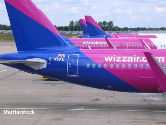 Wizz Air anunţă o nouă rută de la Cluj-Napoca la Liverpool, cu prețuri pornind de la 89 lei. Cursele Bacău-Londra Luton, devansate la 1 octombrie