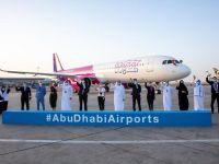 Wizz Air Abu Dhabi primește statutul de transportator național al Emiratelor Arabe Unite și aduce prima aeronavă Airbus A321neo pe Aeroportul Internațional Abu Dhabi