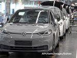Auto Motor und Sport: Noul automobil electric al Volkswagen, ID.3, nu se ridică la standardele companiei.  Capota pare că a fost vopsită cu un spray