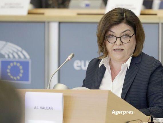 Adina Vălean, comisar UE: Absenţa infrastructurii de transport în România face ca totul să fie mai poluant, condiţiile de viaţă mai proaste și costurile economice mai mari