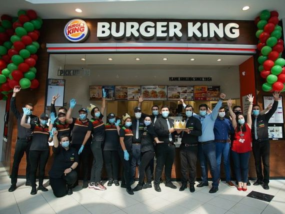Burger King continuă să se extindă în România. Unde deschide al cincilea restaurant