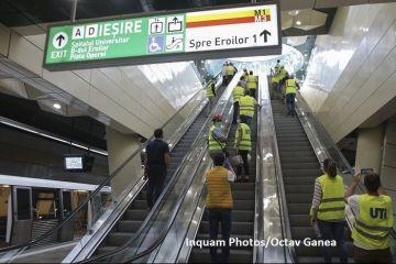 Este oficial! Magistrala 5 Drumul Taberei, prima linie de metrou construită după Revoluție, va fi dată în folosință în 15 septembrie, după 9 ani de la demararea lucrărilor