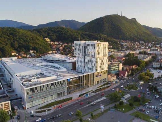 AFI Europe a inaugurat proiectul de birouri AFI Park Braşov. Ce se întâmplă cu mall-ul din centrul orașului
