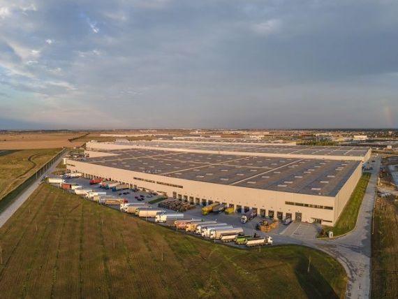 Dezvoltatorul de parcuri industriale CTP va finaliza la sfârşitul acestui an centrul de distribuţie IKEA, de lângă Bucureşti