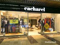Cacharel a deschis singurul magazin de brand din România în Fashion House Outlet din Bucureşti, unde comercializează exclusiv haine pentru bărbaţi