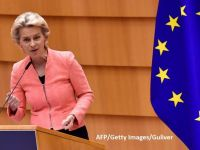 """Ursula von der Leyen propune crearea unei agenţii europene pentru cercetare în domeniul biomedical: """"Pandemia şi incertitudinea nu s-au terminat"""""""