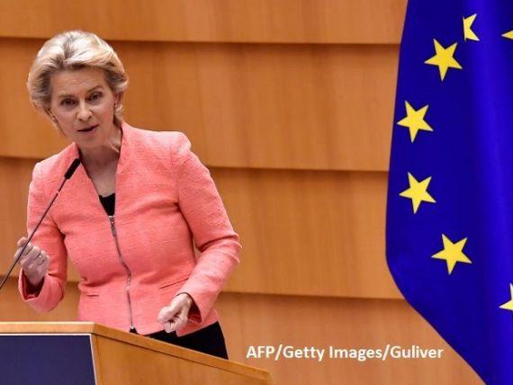Ursula von der Leyen propune crearea unei agenţii europene pentru cercetare în domeniul biomedical:  Pandemia şi incertitudinea nu s-au terminat