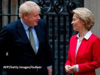 """Ursula von der Leyen îi răspunde lui Boris Johnson cu un citat din Margaret Thatcher: """"Regatul Unit nu îşi încalcă tratatele. Asta ar fi rău pentru Marea Britanie"""""""