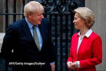 Boris Johnson şi Ursula von der Leyen se întâlnesc miercuri seara la Bruxelles, în încercarea de a debloca negocierile  pentru un acord post-Brexit