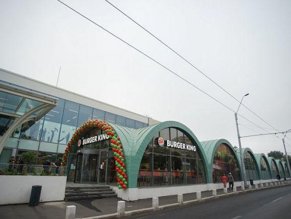 Burger King deschide încă un restaurant în Piața Sudului și ajunge la șase unități pe piața locală