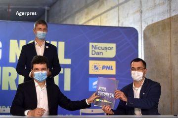 Rezultate parţiale alegeri locale 2020 Bucureşti. Nicuşor Dan, noul primar general, USR are 3 sectoare
