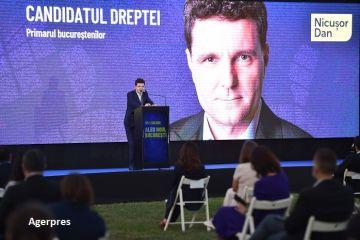 Rezultate alegeri locale 2020 Bucureşti: Nicuşor Dan este noul primar general al Capitalei. Cum se împart sectoarele