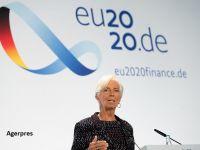 """BCE este pregătită cu noi măsuri de stimulare, dacă va fi necesar. Lagarde: """"Criza de sănătate publică va continua şi este un risc semnificativ la adresa economiei"""""""