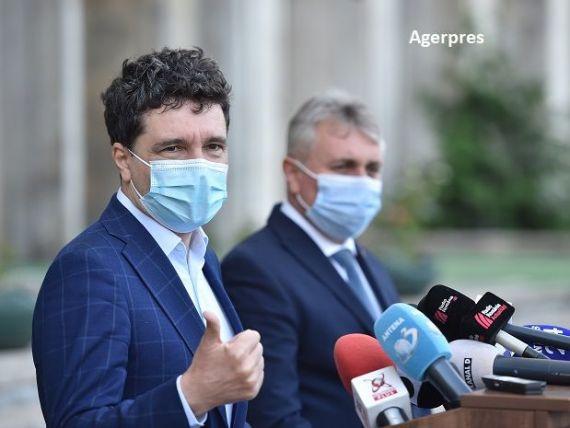 Bode, după întâlnirea cu Nicuşor Dan:  Am început construcţia noului Bucureşti.  Ce proiecte de infrastructură are noul primar al Capitalei