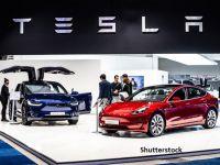 Tesla deschide magazin în România și face angajări. Ce specialiști caută